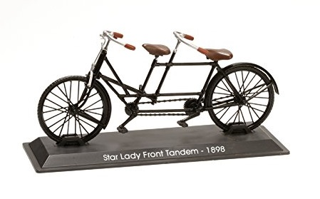 Model kola Star Lady Front Tandem 1898
