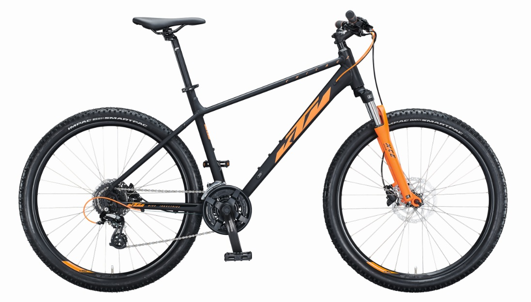 Horské kolo KTM Chicago Disc 272 2021