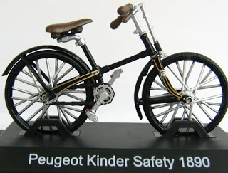 Model kola Kinder Peugeot Safety 1890