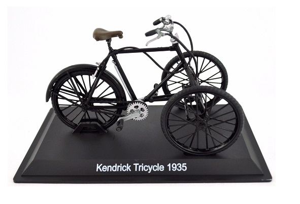 Model kola Kendrick Tricycle 1935