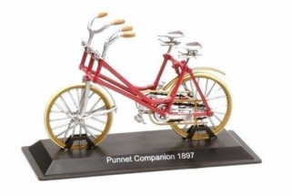 Model kola Punnet Companion 1897