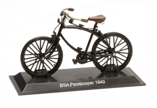 Model kola BSA Papatrooper 1940