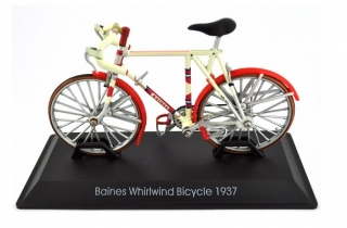 Model kola Baines Whirlwind Bicycle 1937