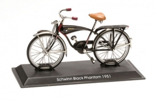 Model kola Schwinn Black Phantom 1951