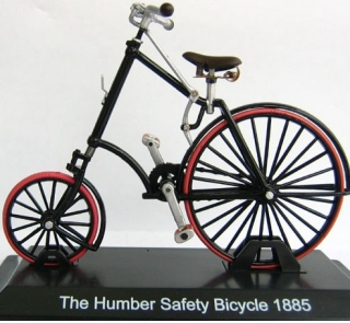 The Humber Safety Bicycle 1885